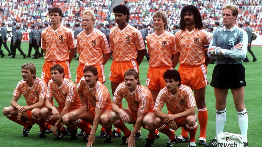Nederlands Elftal Europees Kampioen 1988